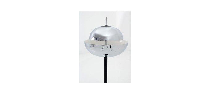 Настольная лампа Back (хром)