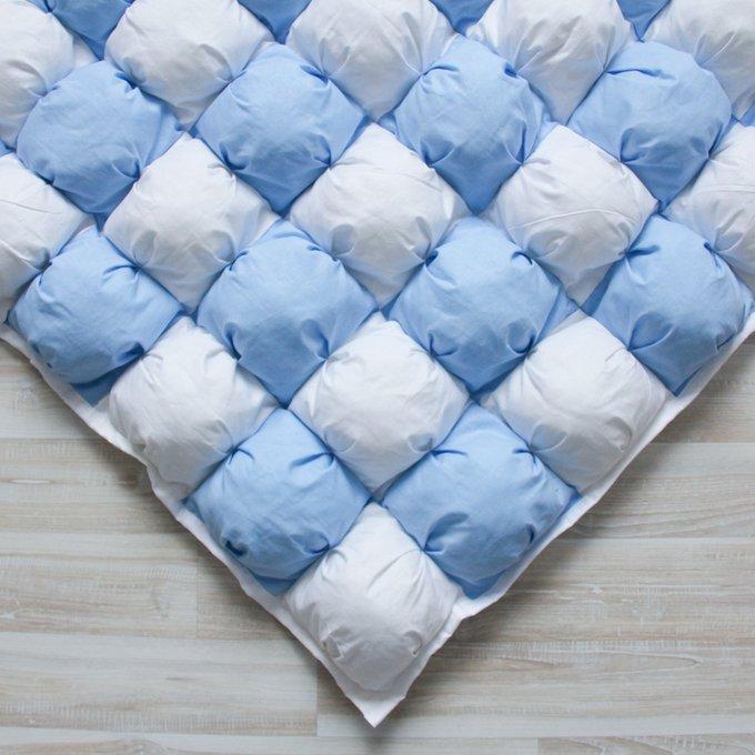 Игровой коврик Бомбон Simple Blue 110х110 см