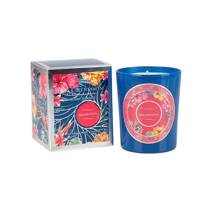 Ароматическая свеча Mauritius в подарочной упаковке