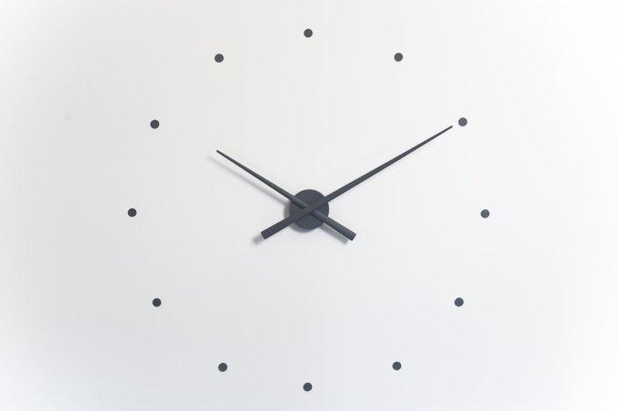 Часы Oj Grey серого цвета