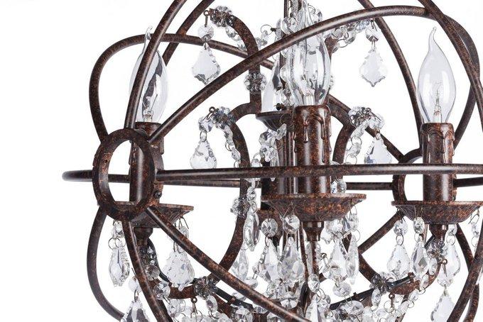 Подвесная люстра Foucault's Orb Crystal