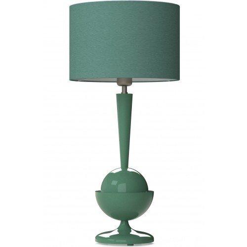 Настольная лампа Cor темно-зеленая