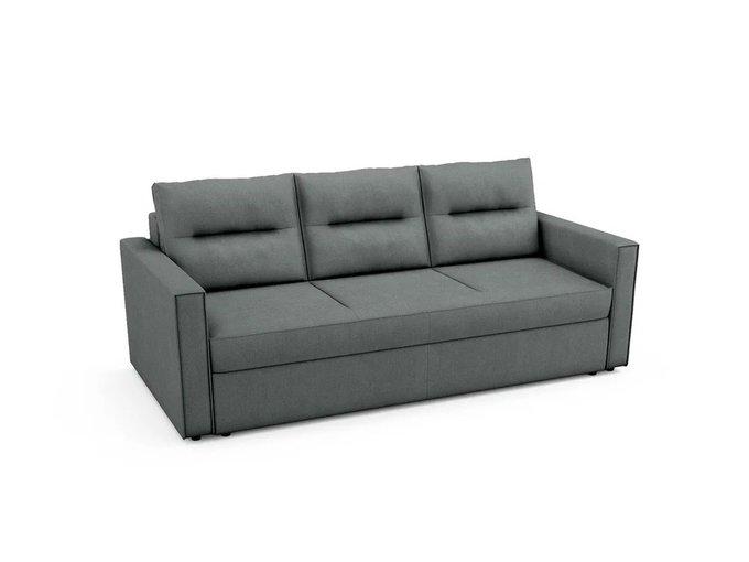 Диван-кровать Macao темно-серого цвета