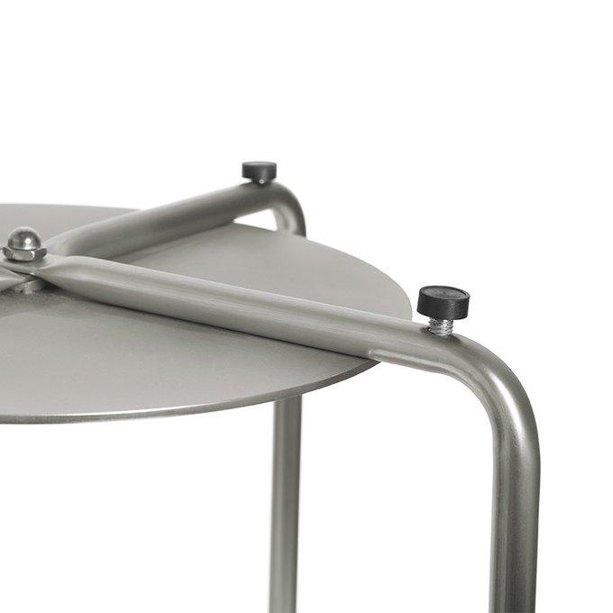 "Приставной столик Umbra ""annex"" из металла"