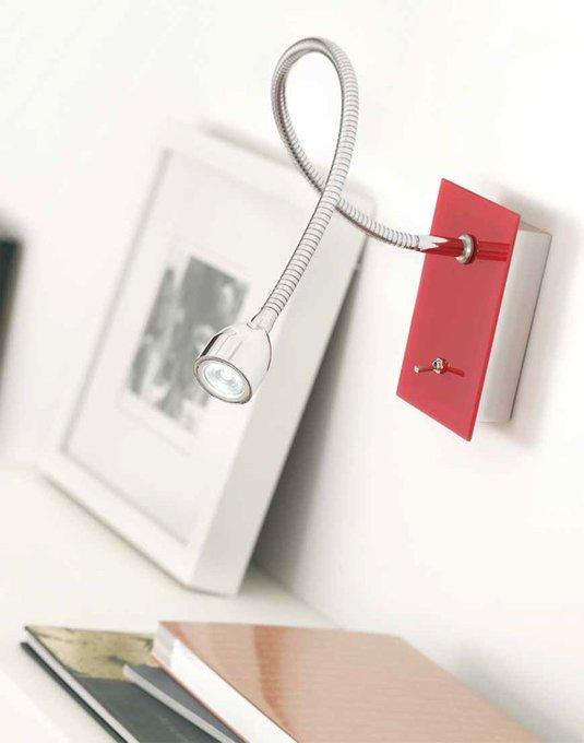 Настенный светильник Bover FLEXO Red