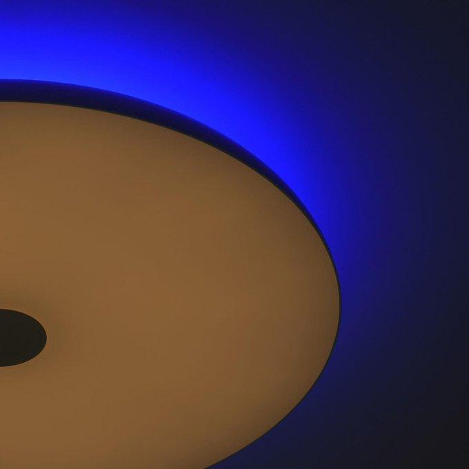 Потолочный светодиодный светильник с пультом ДУ De Markt Норден