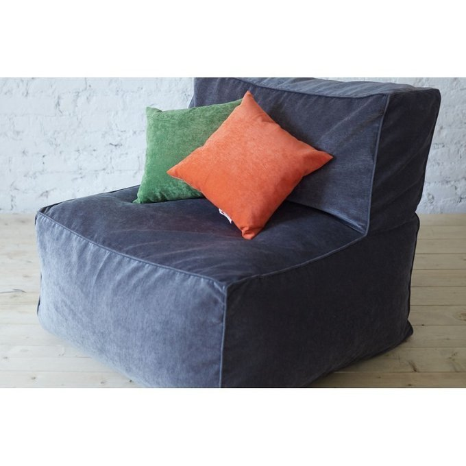 Модульное кресло с прямой спинкой