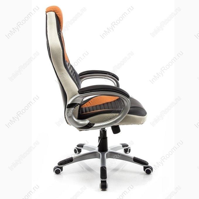 Компьютерное кресло Roketas оранжевого цвета