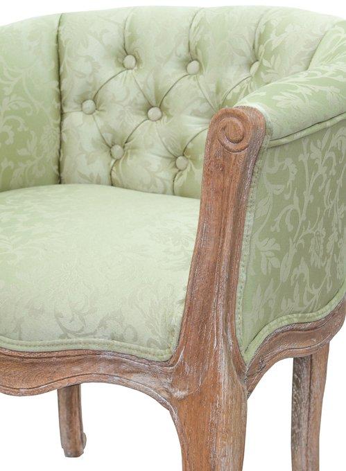 Кресло Kandy green зеленого цвета