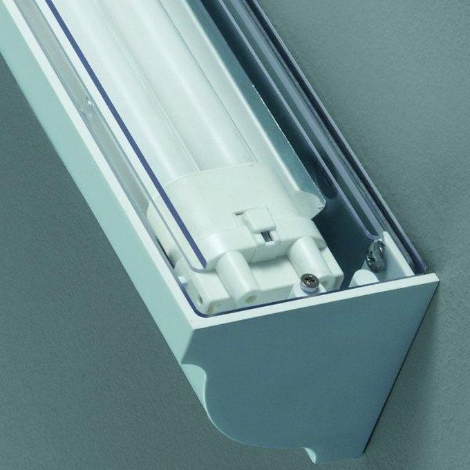 Настенный светильник Rotaliana Cornice W1 chrome