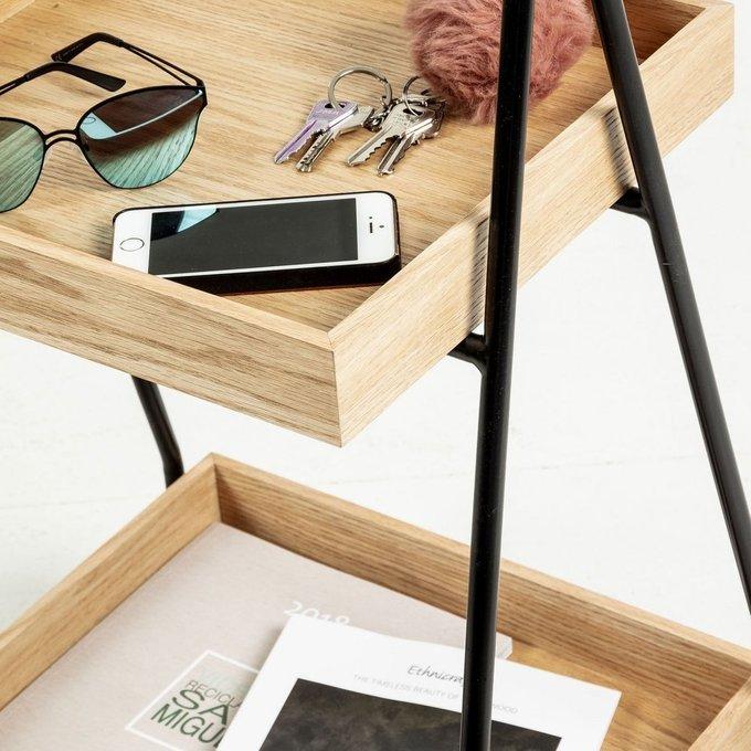 Кофейный столик Fortune с двумя столешницами