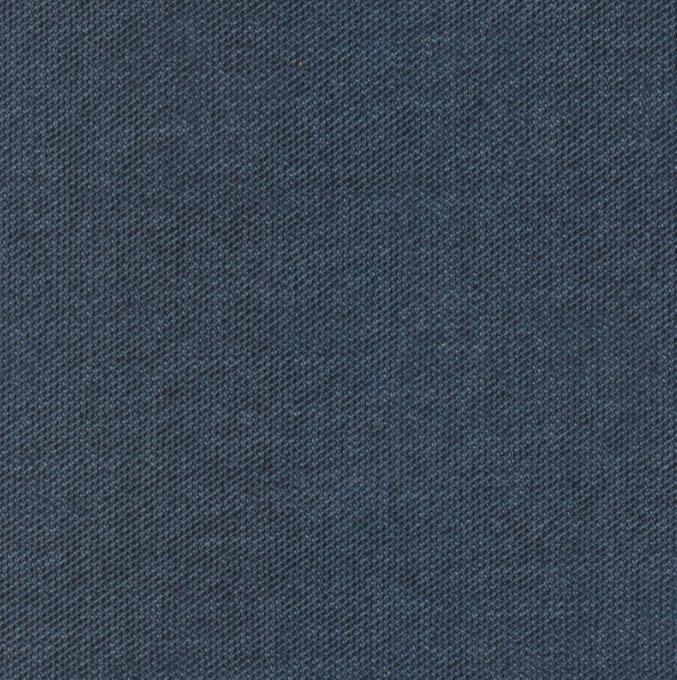 Мягкий пуф Cravt синего цвета