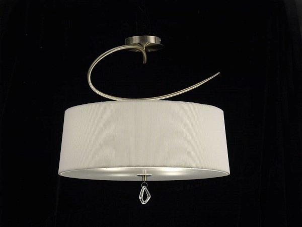 Потолочный светильник Mantra Mara Antique Brass
