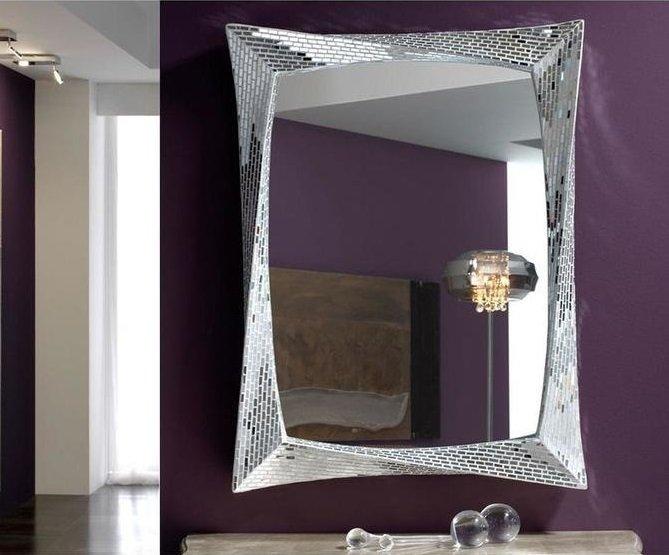 Настенное зеркало Schuller Gaudi Rodas с рамой из полиуретана