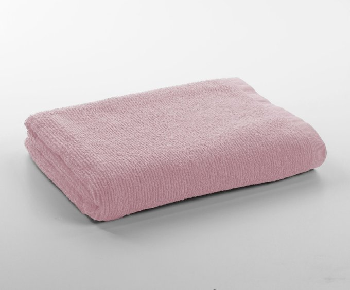 Банное полотенце Miekki large bath towel pink