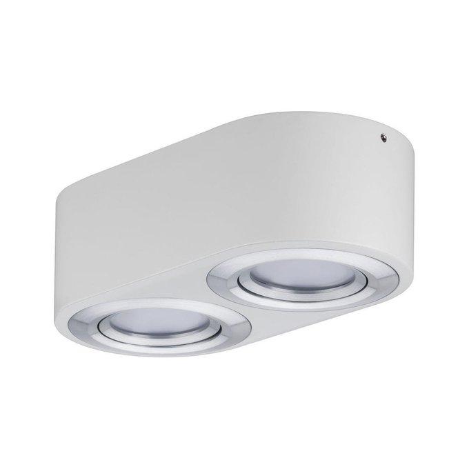 Потолочный светодиодный светильник Argun белого цвета