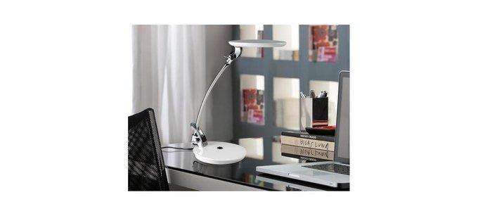 Настольная лампа Schuller Omnia из пластика и металла
