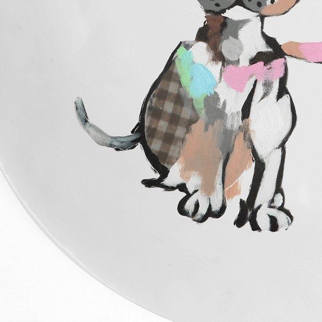 "Статуэтка ""Puppy Plate"""