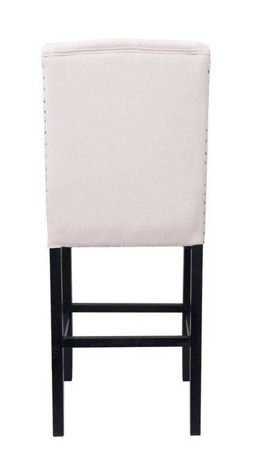 Барный стул Skipton Beige бежевого цвета