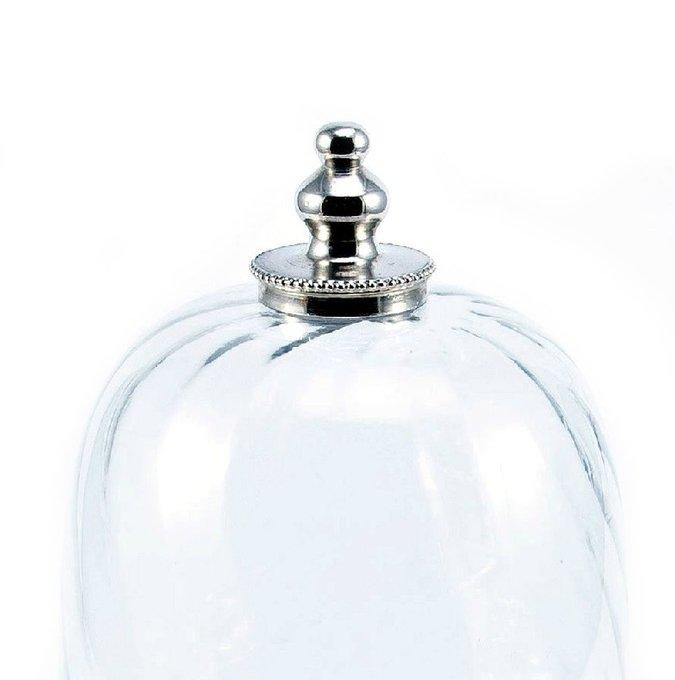 Сервировочный поднос с куполом Crystal Dome Light