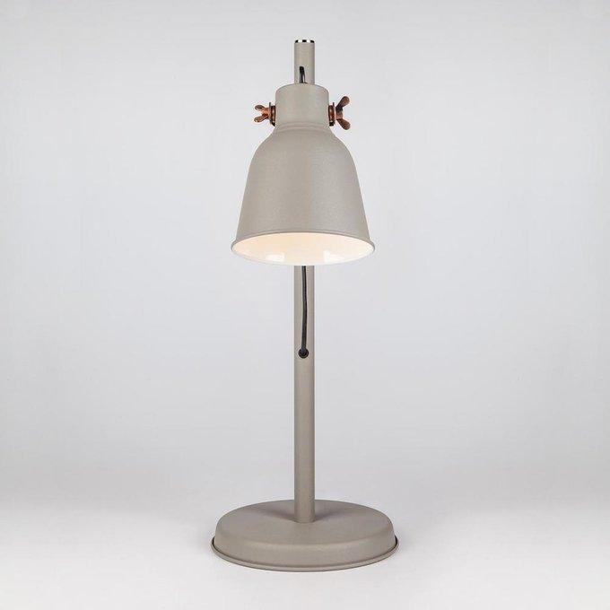 Настольная лампа Projector серого цвета