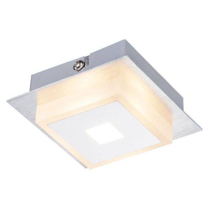 Потолочный светодиодный светильник GLOBO QUADRALLA