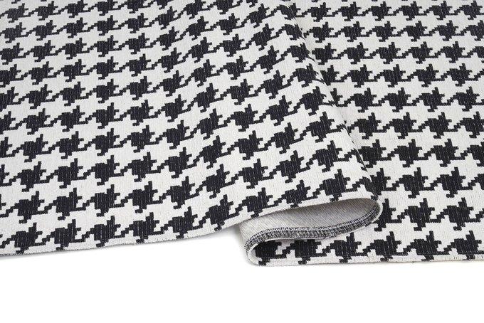 Ковер Blanche Pure 200х300 черно-белого цвета