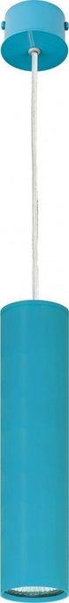 Подвесной светильник Eye синего цвета