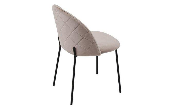 Обеденный стул Flory бежевого цвета