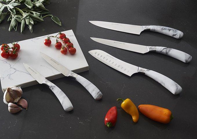 Нож поварской Eternal Marble из стали