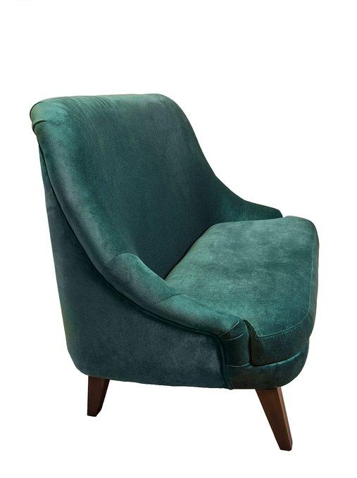Диван Carmel S зеленого цвета