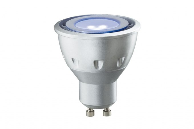 Лампа светодиодная рефлекторная   затемненный свет