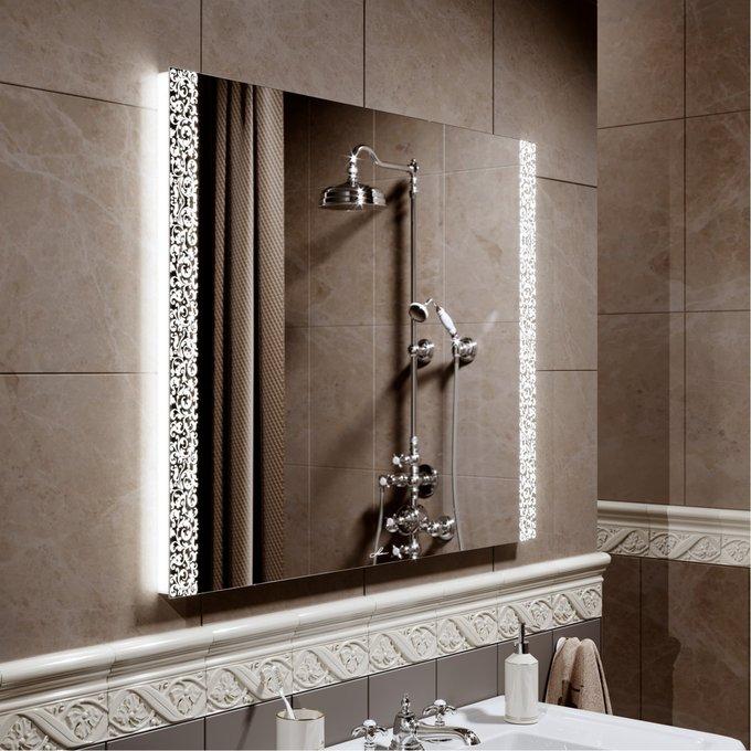 Зеркало с подсветкой Delveto 90