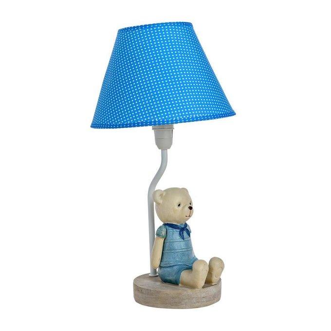 Детская настольная лампа Медведь