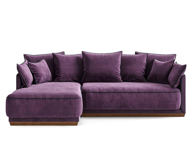 Диван Soho фиолетового цвета