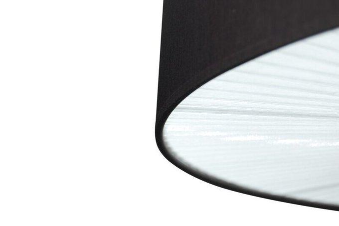 Потолочный светильник Drum с текстильным диффузором