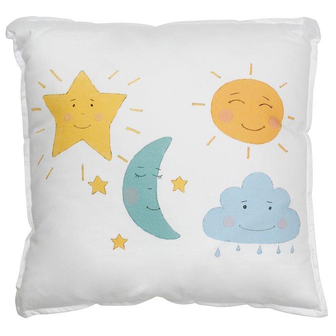Чехол на подушку Небо