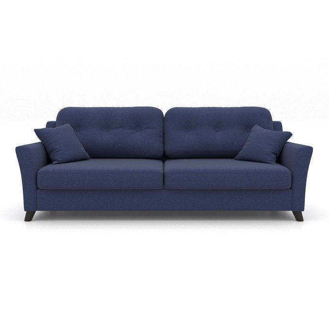 Диван-кровать Raf EKL трехместный синий