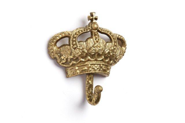 Настенный крючок Queen Gold II