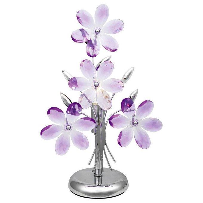 """Настольная лампа Globo """"Purple"""""""
