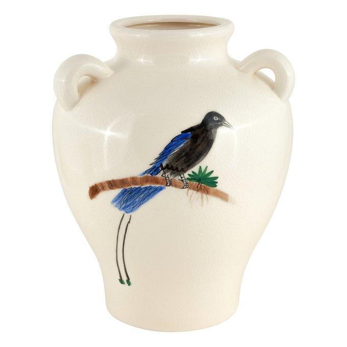 Ваза декоративная Дейзи из керамики