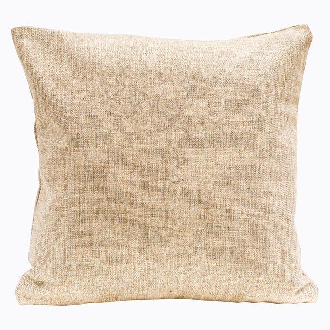 Интерьерная подушка Интересующаяся всем