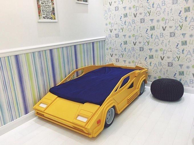 """Односпальная кровать """"Countach"""" 160х90"""