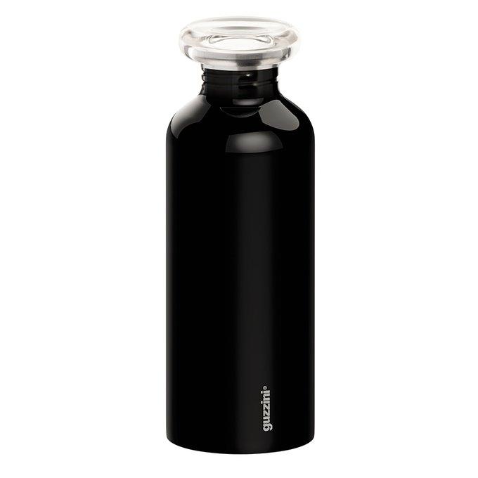 Бутылка On the go чёрного цвета