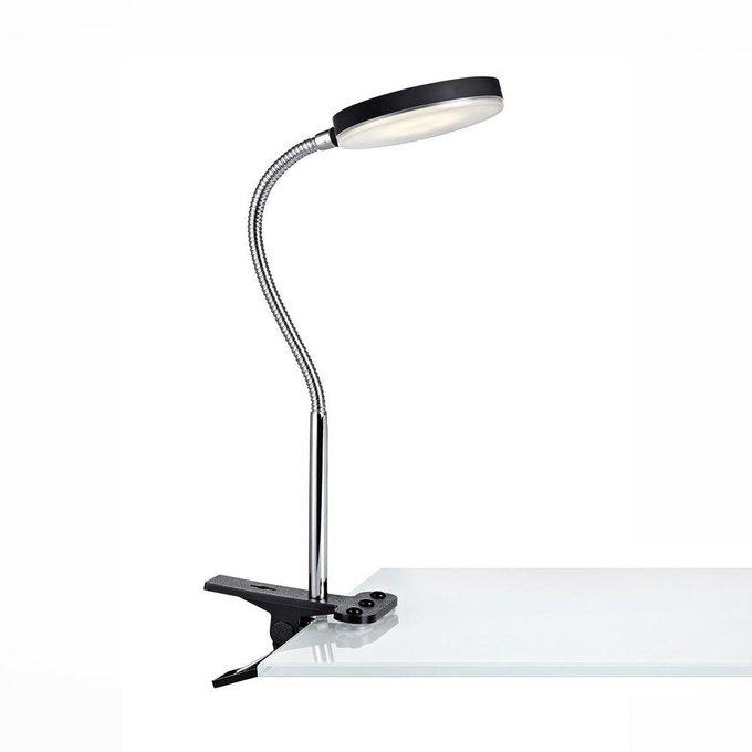 Настольная лампа Flex на прищепке