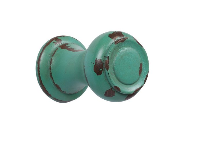 Настенный декоративный крючок Chinche Blue