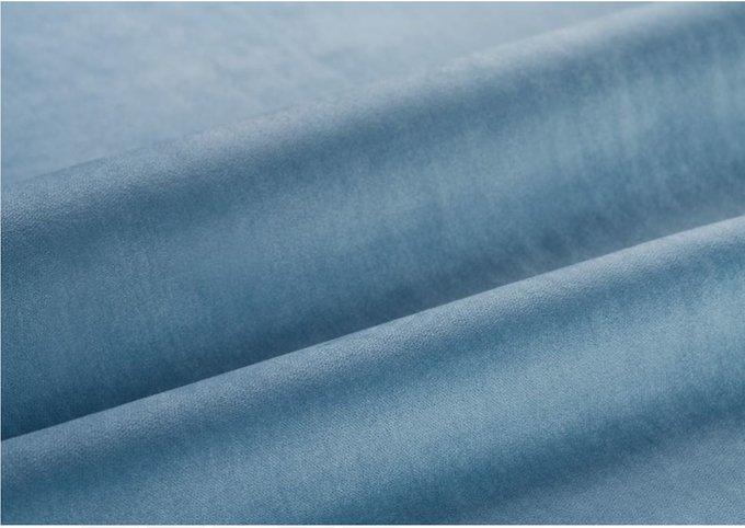 Двухместный раскладной диван Grace синего цвета