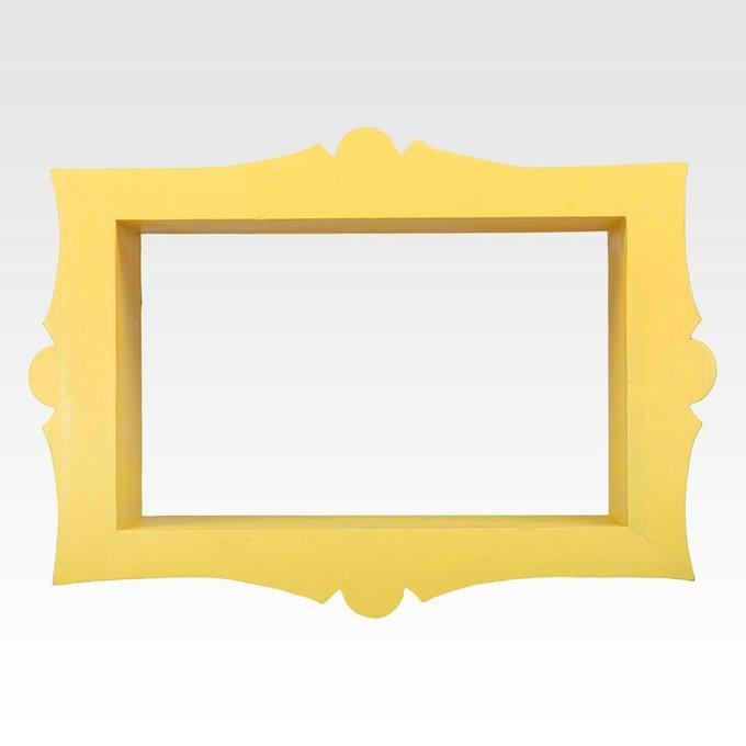 Полка Катюша желтая