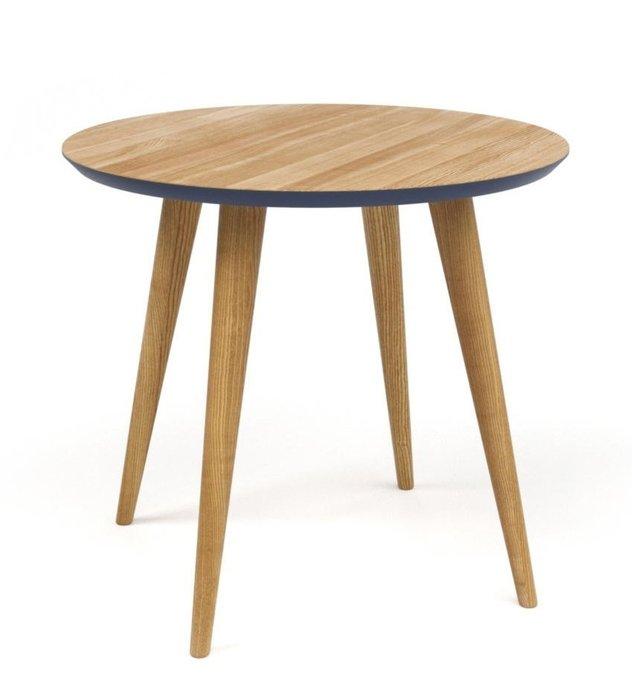 Обеденный стол Ronda выбеленный дуб с окантовкой