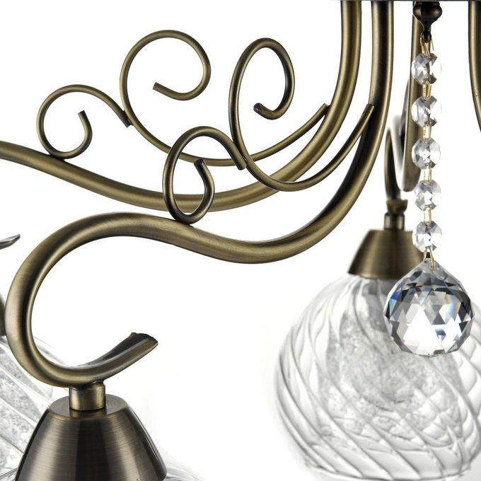 Потолочный люстра Nella с металлическим основанием